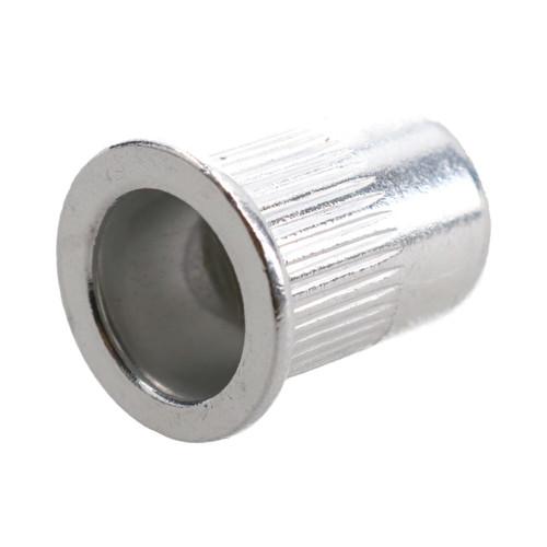 M10 Alu Nut Serts Riveting Nuts Rivet Threaded Inserts Blindnut Rivnut 50pc