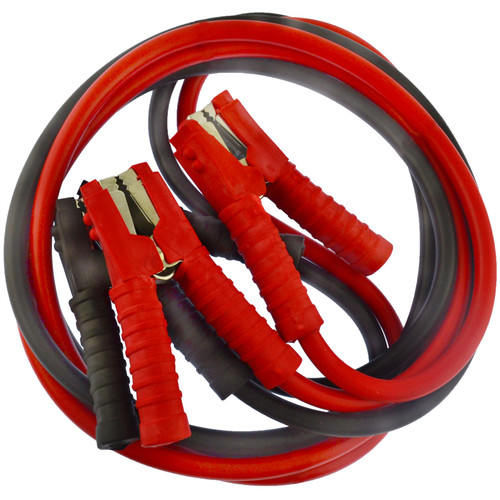 800 Amp Heavy Duty Jump Leads Booster Cable Cables HGV Cars Vans 6 Metres AT996