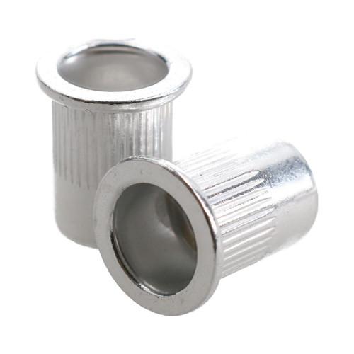 M10 Alu Nut Serts Riveting Nuts Rivet Threaded Inserts Blindnut Rivnut 25pc