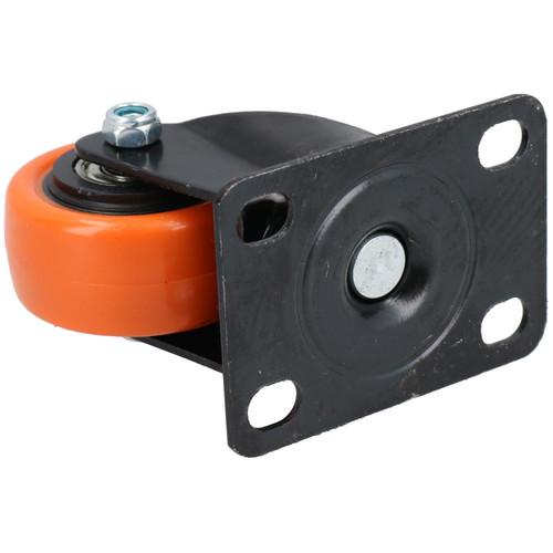 """2"""" Swivel + Swivel with Brake Castors Wheel Roller Bearings 70kg Load Each 8pc"""