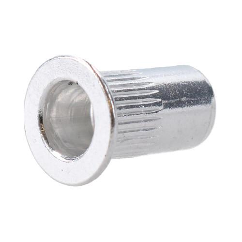 M5 5mm Alu Nut Serts Riveting Nuts Rivet Threaded Inserts Blindnut Rivnut 100pc