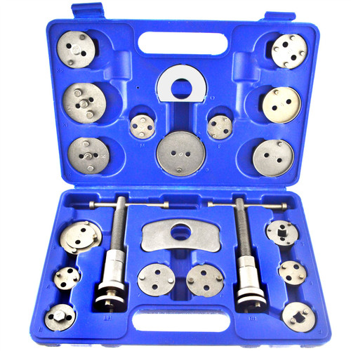 21pc Left and Right Hand Brake Calliper  Piston Wind Back Tool Kit AU019