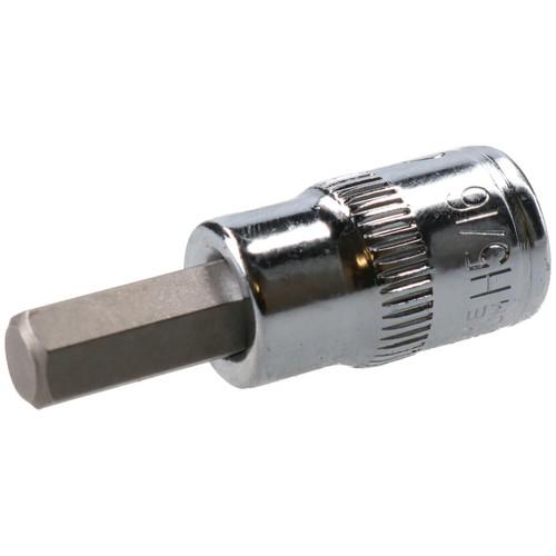 """5/16"""" Hex Key Socket / Bit 3/8"""" Drive Imperial AF SAE 6 Sided Allen Key 48mm Cr-V"""