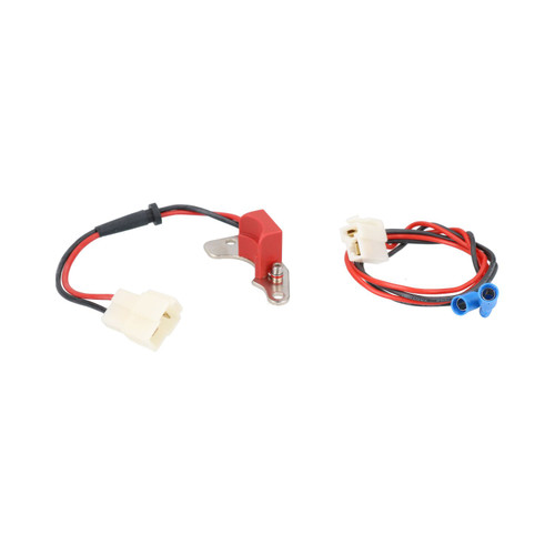 Electronic Ignition Kit for Ford Escort Mexico Mk2 1.6 Motorcraft Distributor Points
