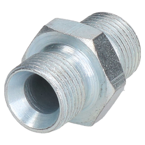 """3/8"""" to 3/8"""" BSP Air Line Hose Union Connector Male to Male Fitting Joiner"""
