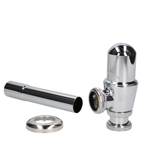 32mm Chrome-plated Basin Bottle Waste Trap Odour Prevention Drain Fitting Tap