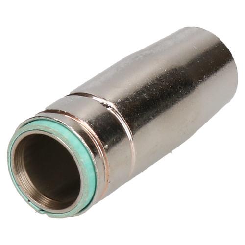 1 shroud & 5 x 1.0mm Contact Tips MIG Welding Binzel Euro Torch MB25