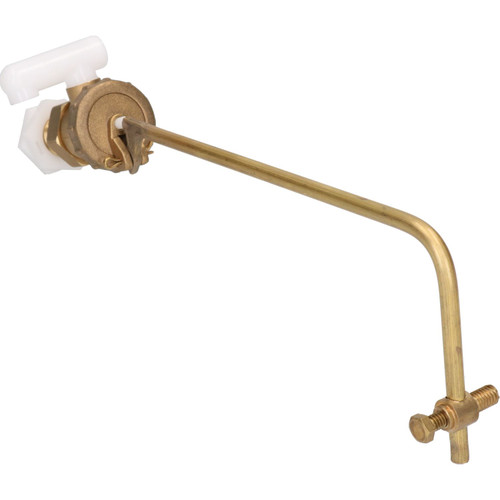 """1/2"""" High Pressure Part 2 Float Valve Solid Brass WRAS Approved Side Entry"""