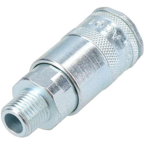 Air Line Connector Fitting Female Genuine PCL Vertex Quick Release 1/4 inch 2pk FT022