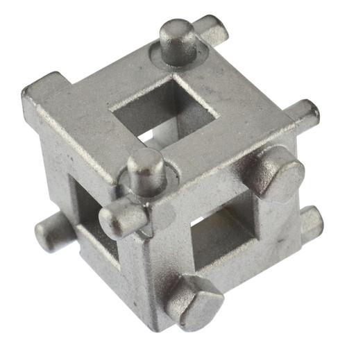 """Brake Rear Calliper Piston Cube Wind Back Rewind Brakes Square 3/8"""" Sq Dr LSR13"""