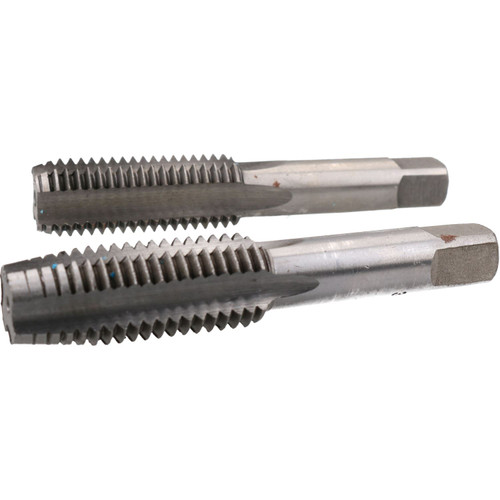 "3/4"" x 10 UNC Imperial Tungsten Steel Taper and Plug Set TD076"