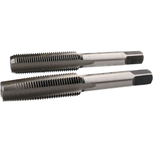 """1/2"""" x 20 UNF Imperial Tungsten Steel Taper and Plug Set TD084"""