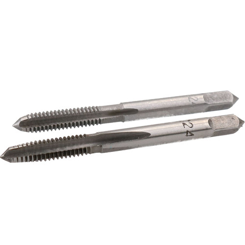 12 x 24 UNC Imperial Tungsten Steel Taper and Plug Set TD096