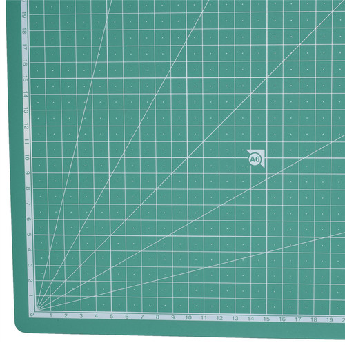 A1 Self Healing Cutting Mat Non Slip Printed Grid Line Knife Board TE162