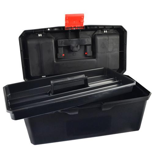 "16"" Maestro Toolbox with Handle / Holdall / Plastic Box / DIY Storage Box TE194"