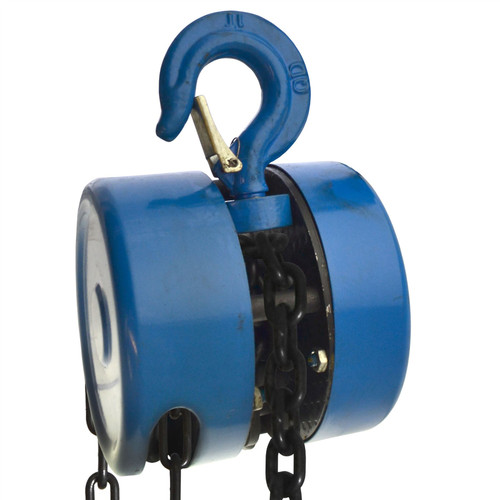 1 Ton Chain Block / Pulley Lifting Block / Engine Lift / Crank Chain Hoist TE298