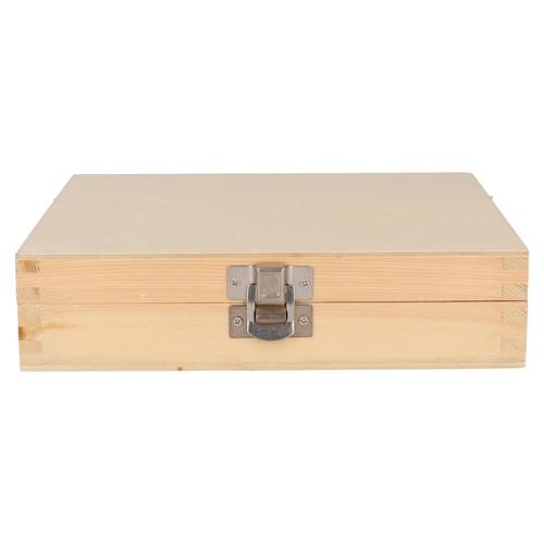 16pc Flat Wood Drill Bit Set / Woodworking / Carpentry Tools 6mm - 38mm TE558