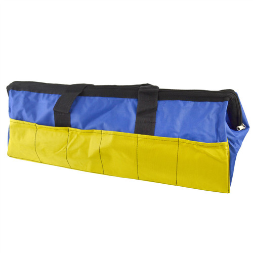24inch Wide Opening Nylon Tool bag Plumbing Joinery Woodwork etc TE693
