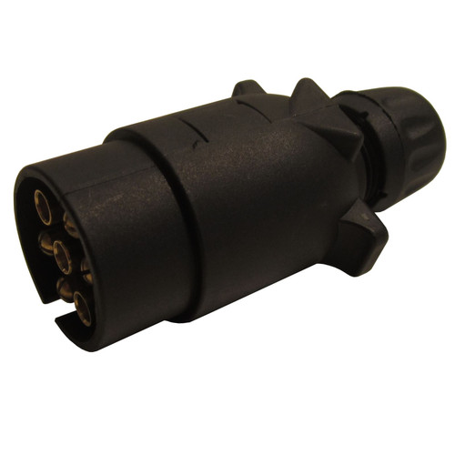 Trailer Light Wiring Kit - Medium Lights, Plug, Junction Box, 5m Wire, Terminals