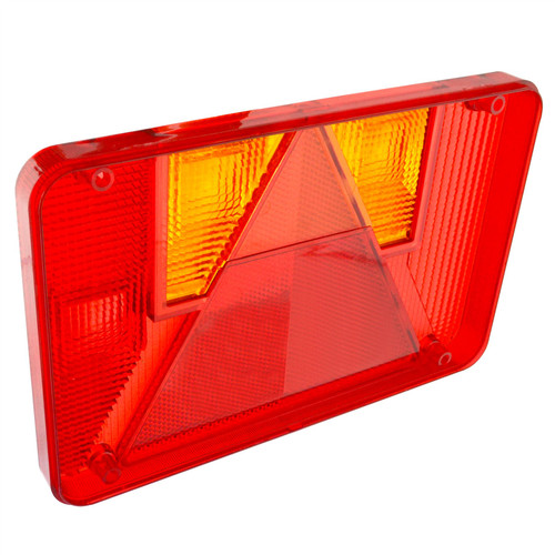 Trailer Light Lens Radex Replacement Left for Ifor Williams Indespension TR198