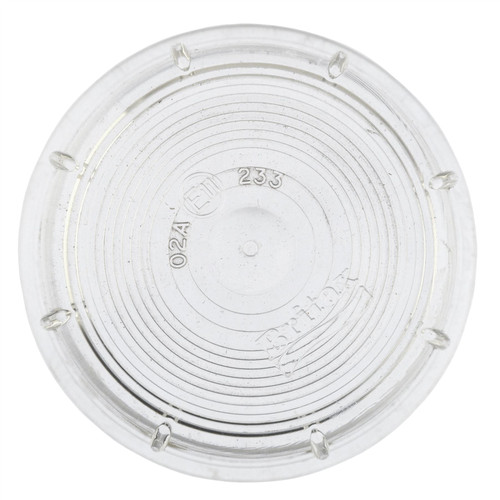 Britax Side Marker Replacement Lens WHITE Outline Light Lamp TR202