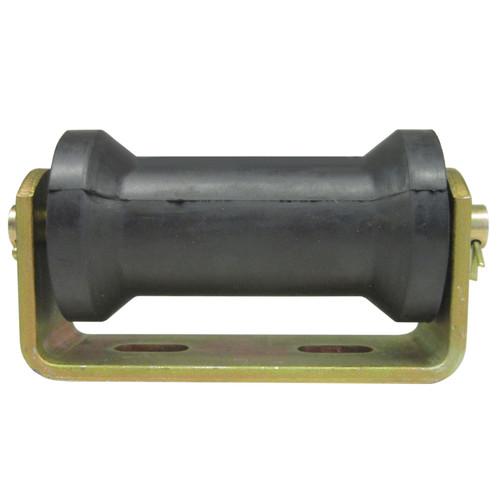 Boat Jetski Dinghy Trailer Keel Flat Roller & Bracket 16mm Spindle UBR18 UBR22