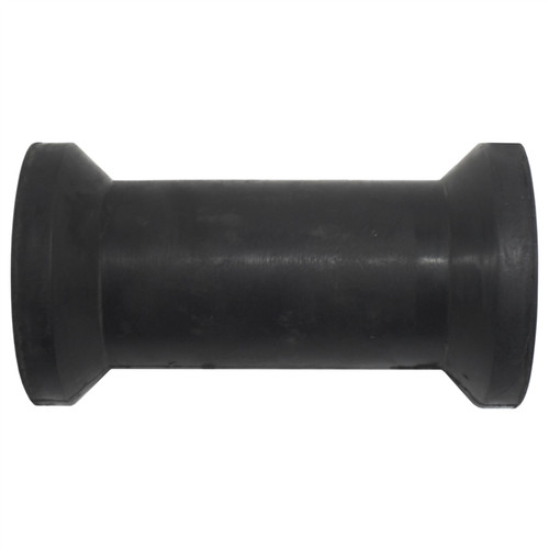 Boat / Jetski / Dinghy Trailer Keel Flat Rollers Rubber 127mm 16mm Bore UBR22