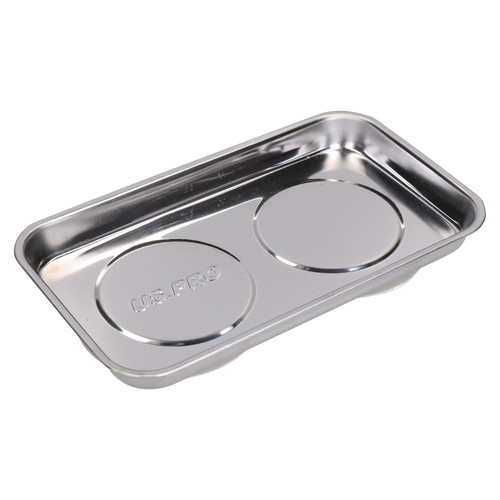 Double Magnetic Parts Tray by BERGEN EXTRA STRONG AT207