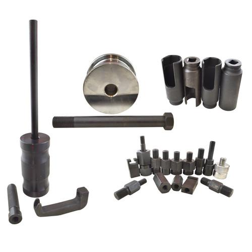 Diesel Injector Puller Extractor Remover Master Kit Bosch Delphi Denso Siemens