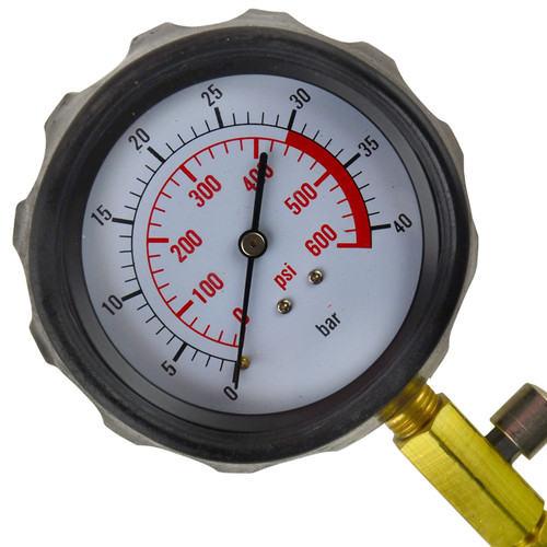 Petrol and Diesel Engine Master Compression / Cylinder pressure meter kit AN124