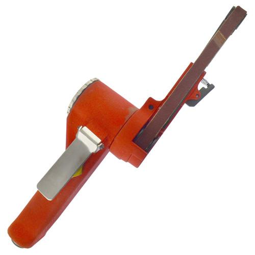 10mm Air Finger Belt Sander And Belts Power File Detail Sander Plus Belts AN130