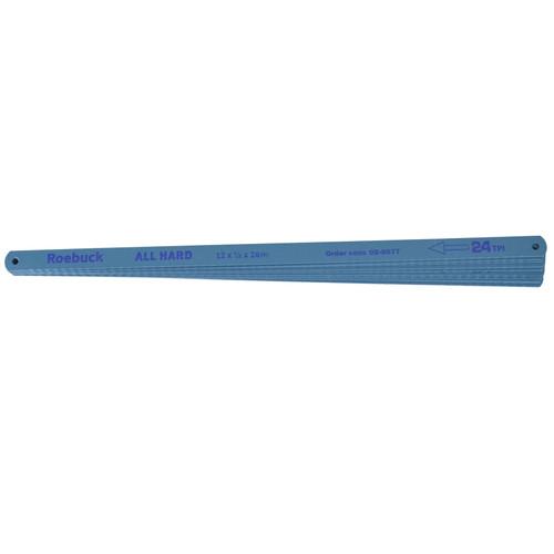 "Hacksaw blades 12"" / 300mm 24 TPI For Cutting Metal Wood Plastic 10 Pack MC12"