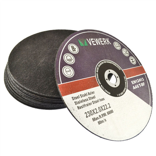 Neilsen 115mm Grinding Disc/'s Msonry /& Metal Cutting Gring Angle Grinder  6a