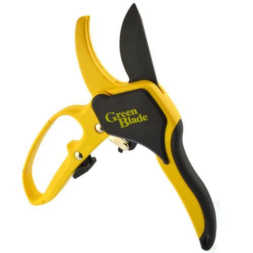 """8"""" Ratchet Secateurs Garden Pruners Pruning Secateur Cutter Lopper 200mm"""