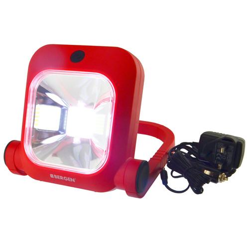 Free Standing Adjustable Super Bright LED Cob Portable Work Light Lamp Lantern