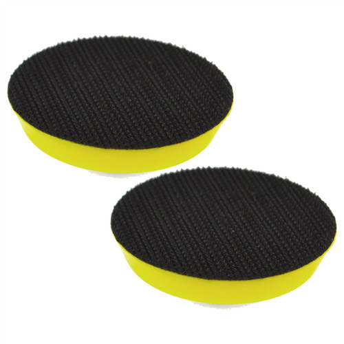 "2"" / 50mm Sanding Polishing / Backing Pad With M6 Thread For Air Sander 2PK"