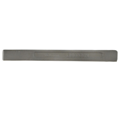 """6/"""" x 1//2/"""" Black Cold Chisel Hardened Steel Constant For Brick Stone Block Steel"""