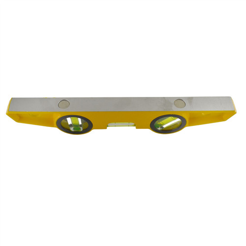 "10"" / 250mm Magnetic Scaffold Scaffolding Aluminium Spirit Level Bergen"