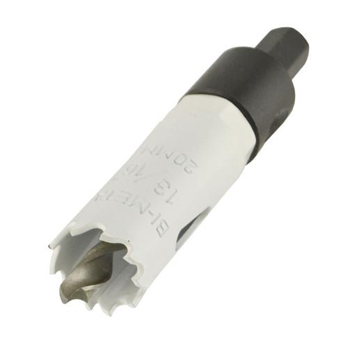 20mm HSS Hole Saw Holesaw Bi-Metal Blade Cutter Drill And Drill Adaptor Arbor