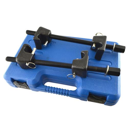 2pc Spring Compressors Lock Pins MacPherson Struts Shock Absorber Car TE863