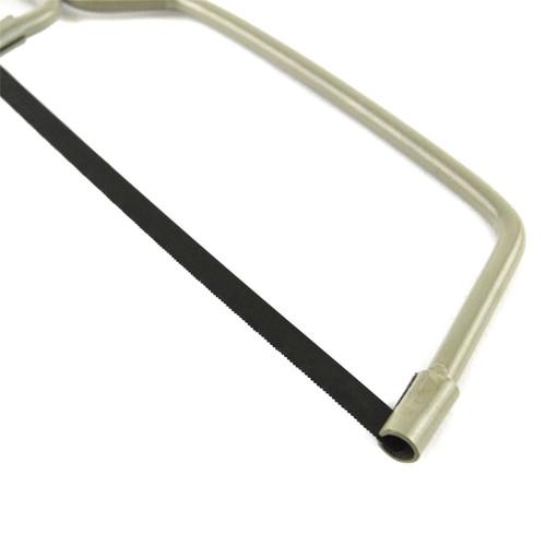 "6"" (150mm) Grey Junior Hacksaw Hand Mini Blade Metal Frame 32 TPI TE937"