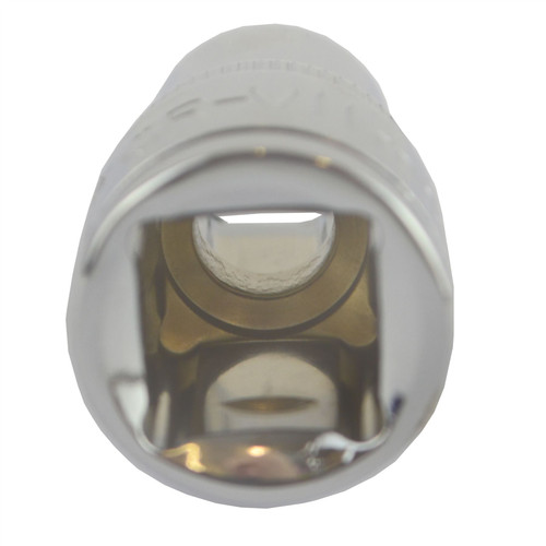 "11mm 1/2"" Drive Shallow Metric Socket Single Hex / 6 sided Bergen"