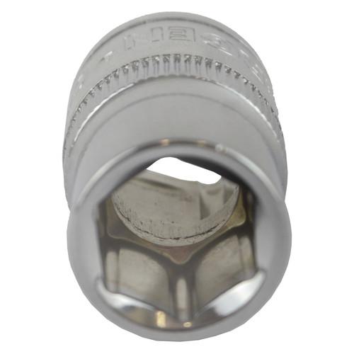 "13mm 1/2"" Drive Shallow Metric Socket Single Hex / 6 sided Bergen"