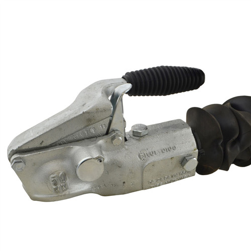 Bradley Hitch Head 50mm Coupling Autohead Upto 2750kg Lockable & Bolts BRD03