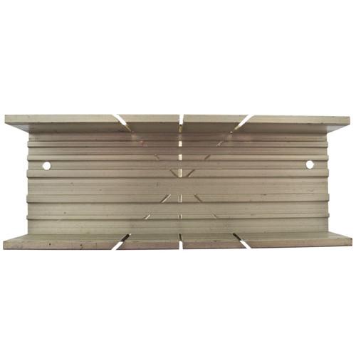Mini Aluminium Mitre Cutting Saw Box Guide 45 90 180 Degree Angles Wood TE792