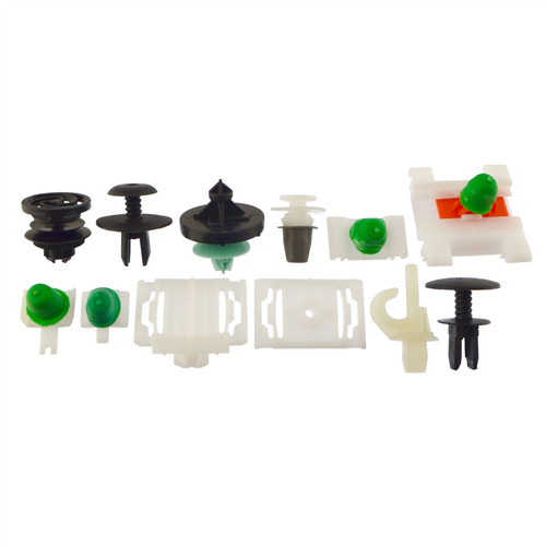 AUDI Trim Clip Assortment Set Retaining Retainer Grommet Clips Fixings 160pc