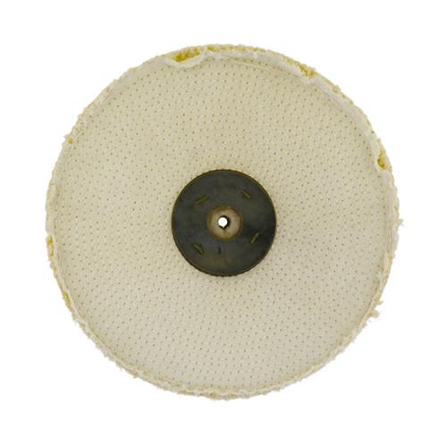 "Coarse / Medium / Final G Mops Polishing Sisal Floppy Mop 10"" x 1"" 2 Section 3pc"