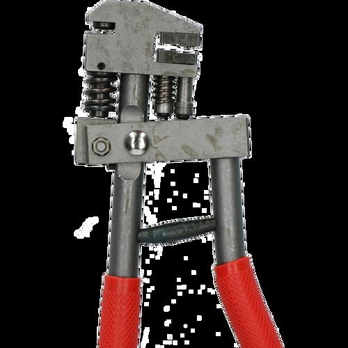 Edge Setter hand Joggler Joddler Panel Flanging 5mm Hole Punch Metal Repair