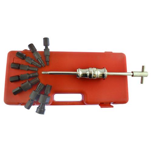 Inner Internal Bearing Puller Remover Slide Hammer Set 8-32mm 9pc Blind Hole