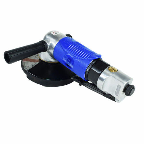 """5"""" 125mm Air Angle Grinder Grinding Cutting Cutter 10,000 RPM And Disc Bergen"""